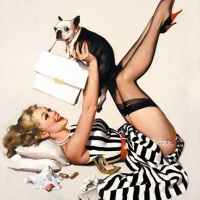 Pin-Up Wednesday!
